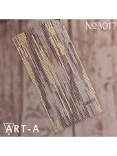 5D наклейки для дизайна ногтей 3017