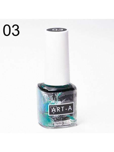 Art-A Аква краска, 03, 5 ml