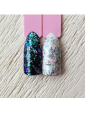Хлопья для дизайна ногтей  Galaxy №3