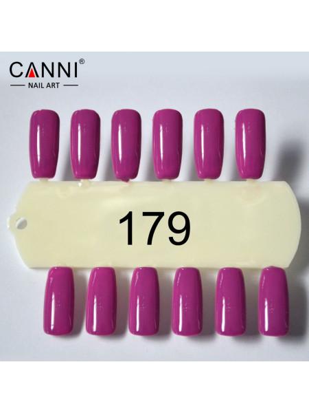 Гель-лак CANNI #179