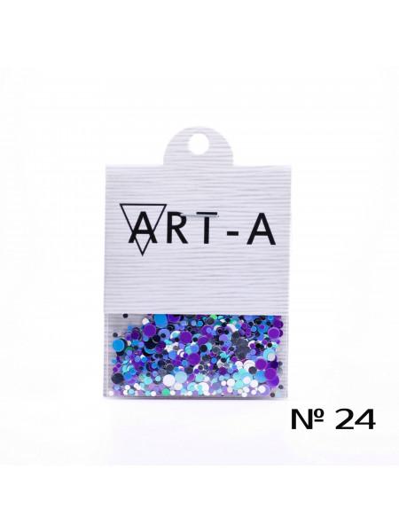 Камифубуки для дизайна ногтей №24