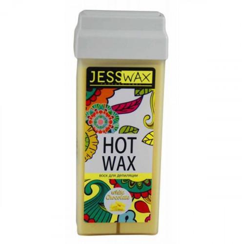 Воск для депиляции в картридже JessWax WHITE CHOCOLATE (100 мл) в Кемерово