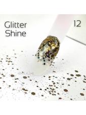 Глиттер для ногтей Shine Art-A 12 1гр